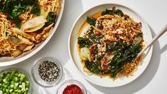 Garage Noodles Are the Rent Week Stir Fry Recipe That's Here to Party | Bon Appetit