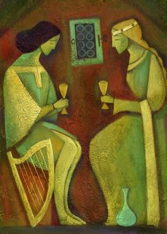 Tristan and Isolde, Alida Massari