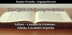 Top 30 Russian Idioms, Proverbs & Sayings. Part 3. | LinguaJunkie.com #russian #russianlanguage