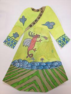 Ancient China: 3rd Grade Dragon Robes