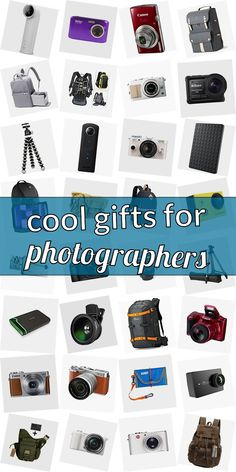 Are you looking for a present for a photograpy lover? Then you are right Read our huge article of presents for photograpy lovers. We show you cool gift ideas for photographers which will make them happy. Getting gifts for photography lovers does not need to be tough. And dont have to be high-priced. #coolgiftsforphotographers