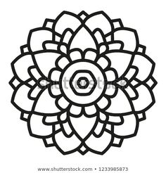 Find Simple Mandala Shape Coloring Vector Mandala stock images in HD and millions of other royalty-free stock photos, illustrations and vectors in the Shutterstock collection. Thousands of new, high-quality pictures added every day. Mandala Pattern, Mandala Design, Coloring Sheets, Coloring Pages, Cloud Drawing, Simple Mandala, Design Art, Graphic Design, Stationery Paper