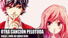 Otra canción pelotuda | Kusa (AMV Ao Haru Ride) - Rap Argentino Videos Anime, Rap, Youtube, Music, Musica, Musik, Wraps, Muziek, Music Activities