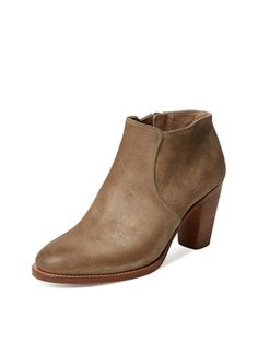 Debbie Softy Ankle Bootie from Weekend-Ready Booties on Gilt