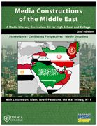 Media Construction of the Middle East: Project Look Sharp: This kit supports the teaching of global studies, U.S. history, government, current events and media studies. This kit covers stereotyping of Arab people, the Arab/Israeli conflict, the Iraq war, militant Muslim movements, and news analysis of the September 11th attacks. This kit includes lessons with media documents and a teacher guide for decoding different types of media from documentaries, Disney films, TV news, maps, and…