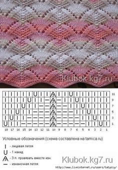 "Узор ""Ёлочка"""
