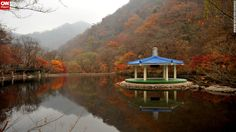 """South Korea's <a href=""""http://english.visitkorea.or.kr/enu/SI/SI_EN_3_1_1_1.jsp?cid=264295"""" target=""""_blank"""">Naejangsan National Park</a> is named after the Naejangsan Mountain. <a href=""""http://ireport.cnn.com/docs/DOC-1132940"""">Sampa Guha Majumdar</a> says the park is beautiful to visit in the fall when the leaves are changing colors. She also says the park's Buddhist temple attracts many visitors."""