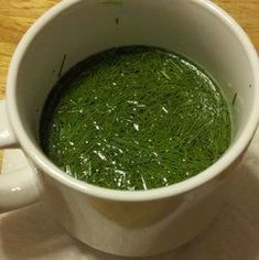 New cup of pine needle tea. cure for scurvy; a remedy for cold, flu, obesity, dementia, bladder, and kidney issues; antidepressant; anti-hypertensive; anti-tumor; render chemotherapy less toxic to patients,