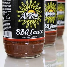 Red Chile BBQ Sauce