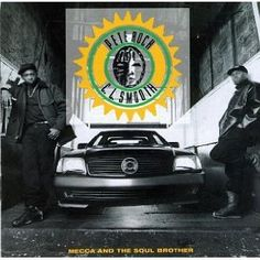 Pete Rock & CL Smooth - Mecca & the Soul Brother (1992)