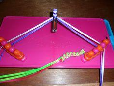 The MyRBM (ribbon barrette maker)