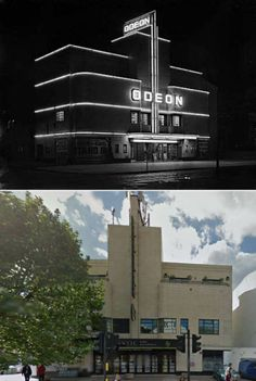 Odeon Cinema, Balham Hill, Balham (Picture: englishheritagearchives.org.uk/google)