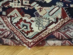 "Buy 6'6""x10' Hand-Knotted Antique Persian Kurdish Full Pile Exc Cond Rug  #rug #rugstore #rugsale #arearug #rugcleaning #rugwash #rugshopping #rugrepair #carpetcleaning"