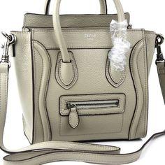 Celine - Nano Luggage in Souris | CELINE | Pinterest | Celine and Blog