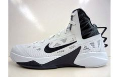 Nike Hyperfuse 2013 'White/Black'