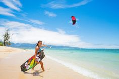Kiteboarding | support by www.adoscool.com Group.