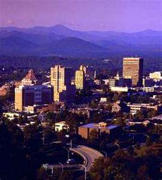 Beautiful Asheville North Carolina