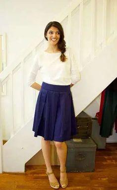 anzueglich-fair-fashion-judith-tieber36 Waist Skirt, High Waisted Skirt, Skirts, Outfits, Fashion, Fashion Styles, High Waist Skirt, Tall Clothing, Moda