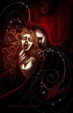 SING FOR ME - Phantom Of The Opera by SpookyChan.deviantart.com on @DeviantArt