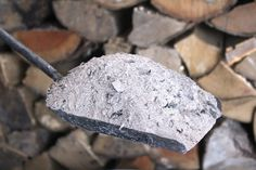 If you're heating with wood, there's always plenty of wood ash to go around. While you may be hard-pressed to think of uses for wood ash in a modern home, historically it was used… Diy Garden, Home And Garden, Garden Ideas, Garden Crafts, Dream Garden, Diy Crafts, Hair Dye Removal, Garden Compost, Vegetable Garden