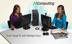 #Ncomputing #Pakistan For further details visit http://www.totalitech.com/product-category/thin-clients/ncomputing/