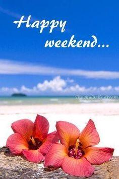 Happy Weekend! ❤️