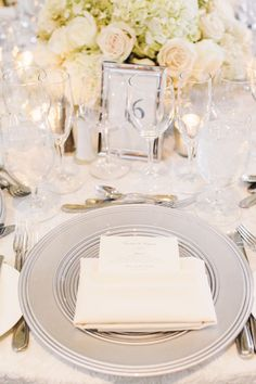 Get ready to feast your eyes on a classic New York wedding that celebrates a sophisticated elegance. Photos by Tanya Salazar Photography.