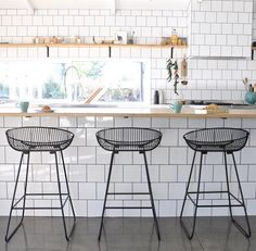 Black wire Rangitoto stools are $299.00 each at https://icotraders.co.nz/shop/furniture/rangitoto-stool/