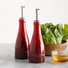 Le Creuset Oil & Vinegar Cruet Set
