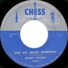 My first Blues 45 th