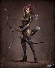 Ranger by *Zeronis on deviantART