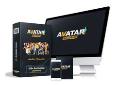 Avatar Academy is a Striking Collection of Animated Avatars in GIF and MOV file formats. All the animations are rendered with alpha channel so that you can use them with any background and in any video editing software. Viral Marketing, Content Marketing Strategy, Online Marketing, Affiliate Marketing, Avatar Images, New Tricks, Video Editing, Alpha Channel, Private Label
