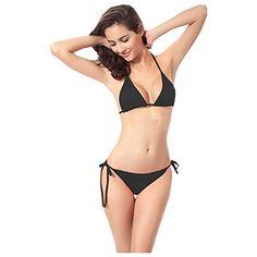 Swimmart Swimwear for Women Two Pieces Spendex Swimsuit Bikini One Size