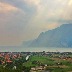 #lagodigarda - torbole sul Garda e Riva del Garda