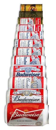 "Budweiser Rebrands With New ""Bowtie"" Design 1"