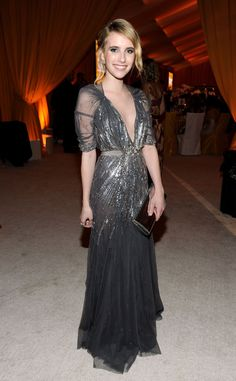 Petite from Best Red Carpet Gowns for Every Body Type | E! Online. Emma Roberts
