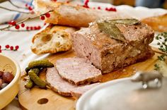 NYT Cooking: O.K., this is a little bit of a project, but not too taxing for an adventurous home cook. How about making your own pâté for the holidays? Ask the butcher to grind three-fourths of the meat medium, and one-fourth very coarse. Otherwise, if you are using a home meat grinder, you will need to hand chop about one-fourth of the meat, so that the mixture is dotted w...