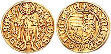 Matthias's golden florin Matthias Corvinus, Hungary History, Medieval Crafts, History Tattoos, The Republic, 14th Century, Gold Coins, A 17, Budapest