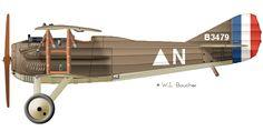 SPAD S-XIII 1917