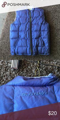 Old navy vest Old navy fleece lined vest Old Navy Jackets & Coats Vests