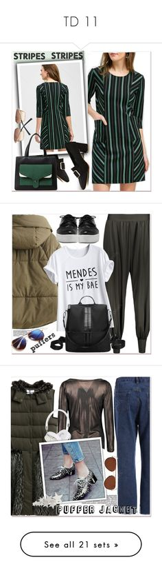 """TD 11"" by paculi ❤ liked on Polyvore featuring beauty, puffers, Frends, Boohoo, vintage, under100, Mr & Mrs Italy, Illesteva, Packandgo and Proenza Schouler"