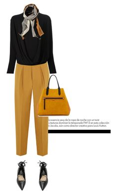 """""""Bailey"""" by anja-173 ❤ liked on Polyvore featuring Louis Vuitton, Issa, Neiman Marcus, Givenchy and Michael Kors"""