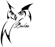 MUNDO DE PLACERES Tribal Owl Tattoos, Buho Tattoo, Rose Drawing Tattoo, Animal Templates, Owl Vector, Owl Logo, Owl Tattoo Design, Graffiti Drawing, Bird Artwork