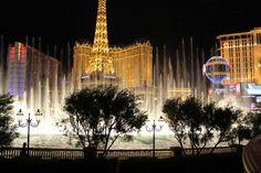 Fountains @ the Bellagio in Vegas