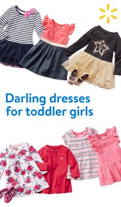 Discover the best prices on toddler dresses at Walmart. From casual everyday styles to special occasion dresses, prints to patterns, this is the one-stop-shop for all your dress needs.