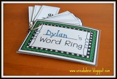 Erica's Ed-Ventures: First Grade Words of the Week & a FREE YEAR LONG SCOPE & SEQUENCE