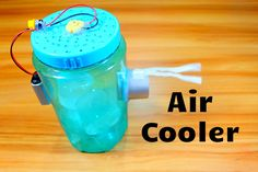 How to make air conditioner at home - Easy Tutorials