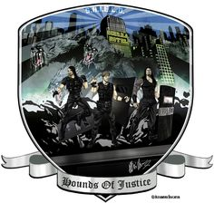 Hounds of Justice [completed] by HellraiserFreak on DeviantArt