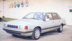 Tentative de rebadgeage de la Talbot Tagora avec les codes Peugeot