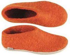 chausson orange A22